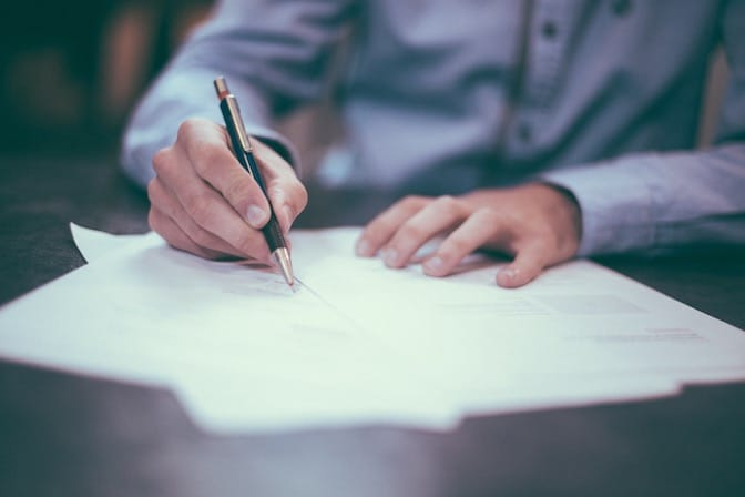 How to write a post-interview thank-you note